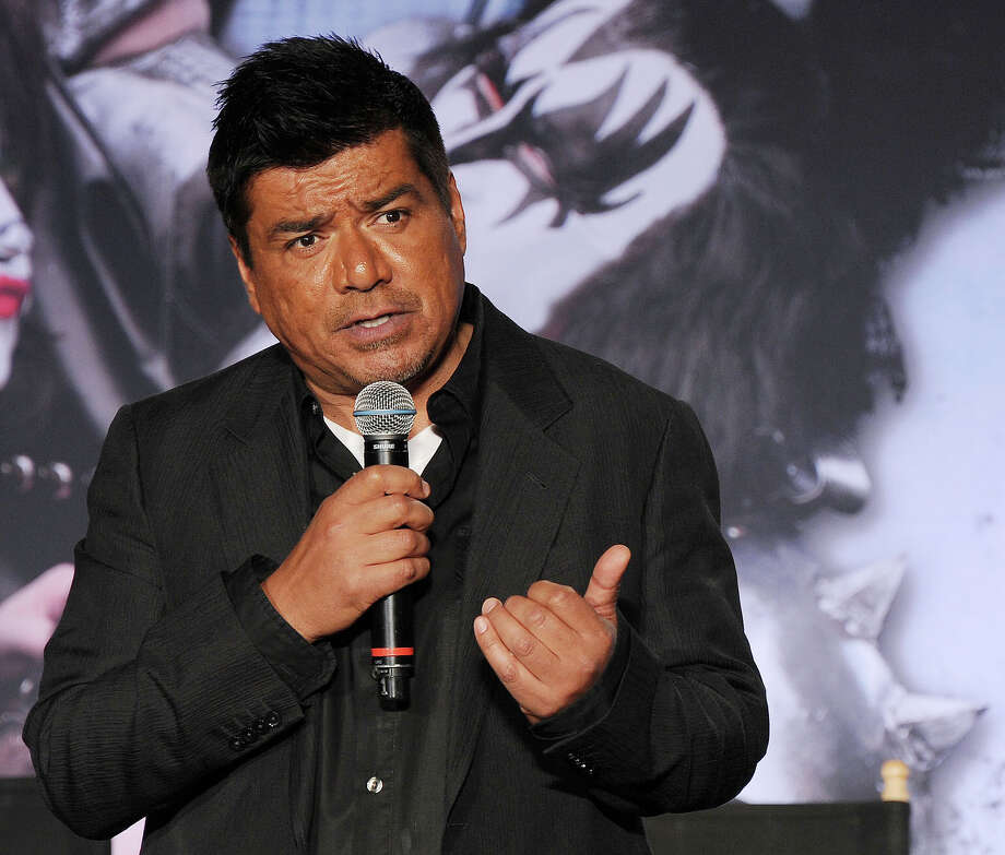 George Lopez is scheduled to perform at the Julie Rogers Theatre on Friday, March 8.   (AP Photo/Katy Winn, File) Photo: Katy Winn, FRE / WINNK
