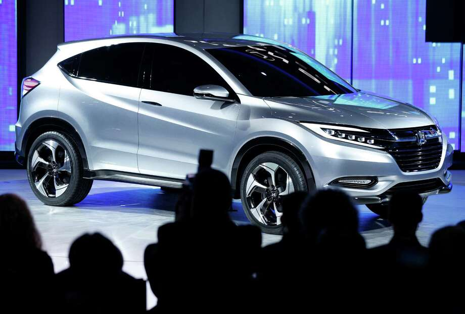 DETROIT, MI - JANUARY 14: The Honda Urban SUV concept is revealed at the 2013 North American International Auto Show media preview at the Cobo Center January 14, 2013 in Detroit, Michigan. Approximately 6,000 members of the media from 68 countries are attending the show this year. The 2013 NAIAS opens to the public  January 19th. Photo: Bill Pugliano, . / 2013 Getty Images