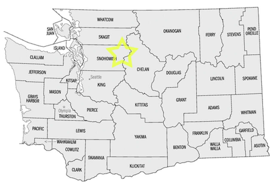 9. 98241: In this Darrington-area ZIP code 66.8 percent of residents were born in the state. Photo: /