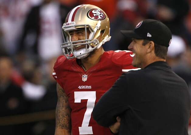 Echoes of past in Harbaugh-Kaepernick