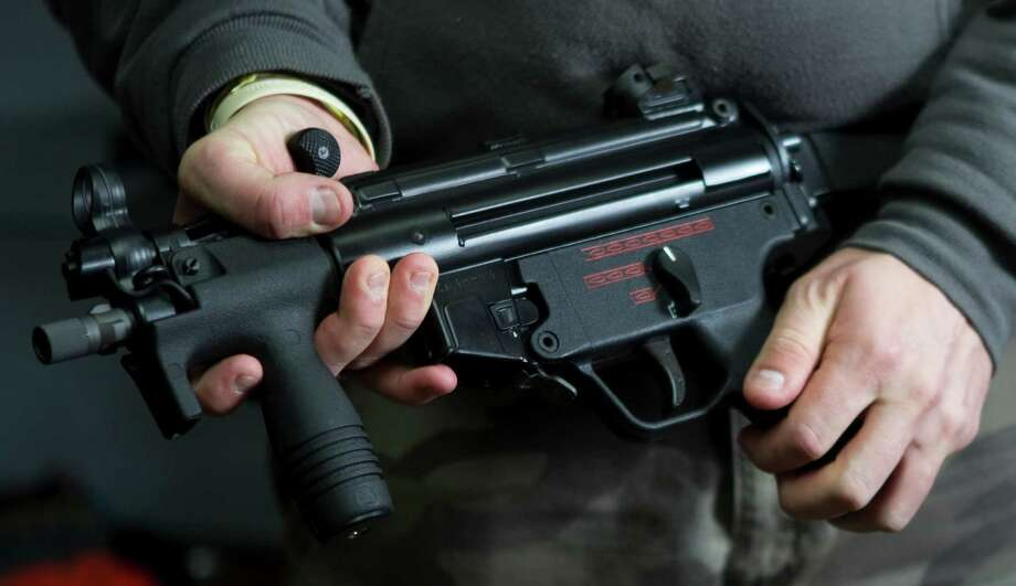 There are enough registered machine guns in Texas to arm every undergraduate enrolled at UCLA.There are 28,690 registered machine guns in Texas.  There were 28,674 enrolled undergraduates at UCLA in the Fall 2013 semester.  Source: Houston Chronicle   Read more on Business Insider Photo: Brett Coomer, Houston Chronicle / © 2013 Houston Chronicle