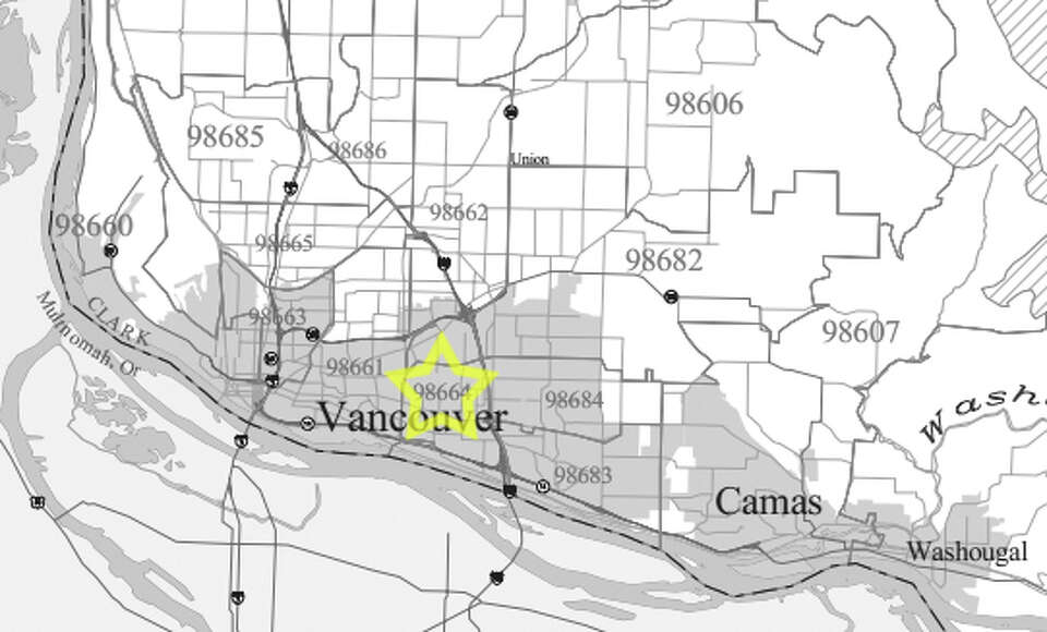 6. 98664: In this Vancouver-area ZIP code, about 2.9 percent of the homes are vacant.