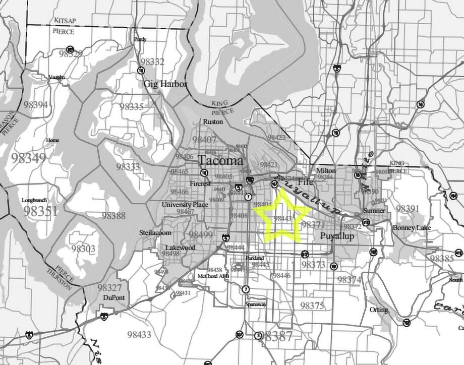 8. 98443: In this Tacoma-area ZIP code, about 3.0 percent of the homes are vacant. Photo: /