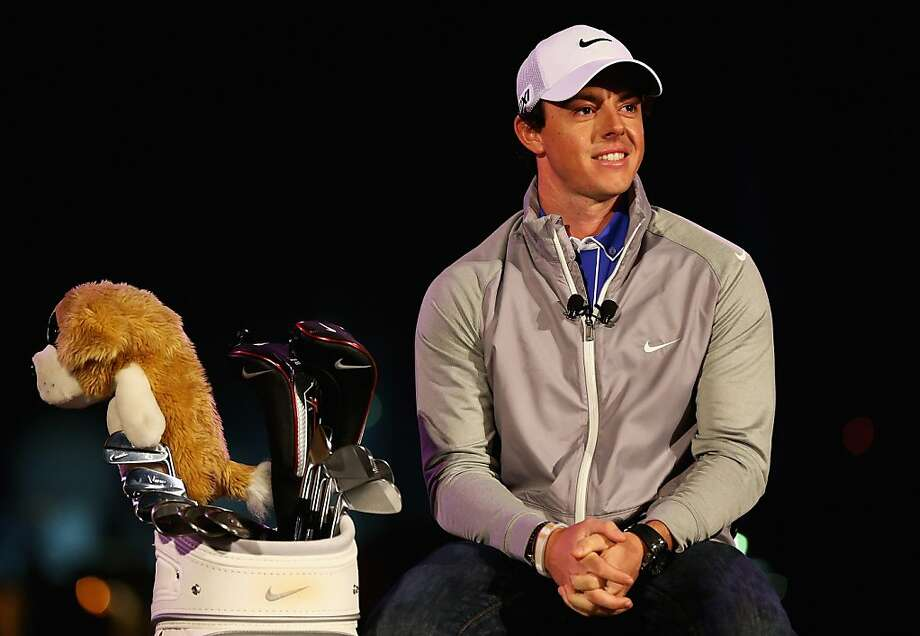 Rory McIlroy Photo: Matthew Lewis, Getty Images