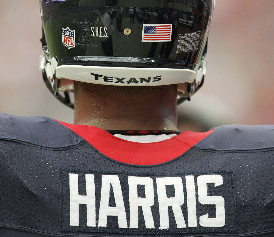 Name:Ryan HarrisAge: 27Experience: 5 yearsPosition: Offensive tackleFree-Agent Status: Unrestricted Photo: Karen Warren / © 2012 Houston Chronicle