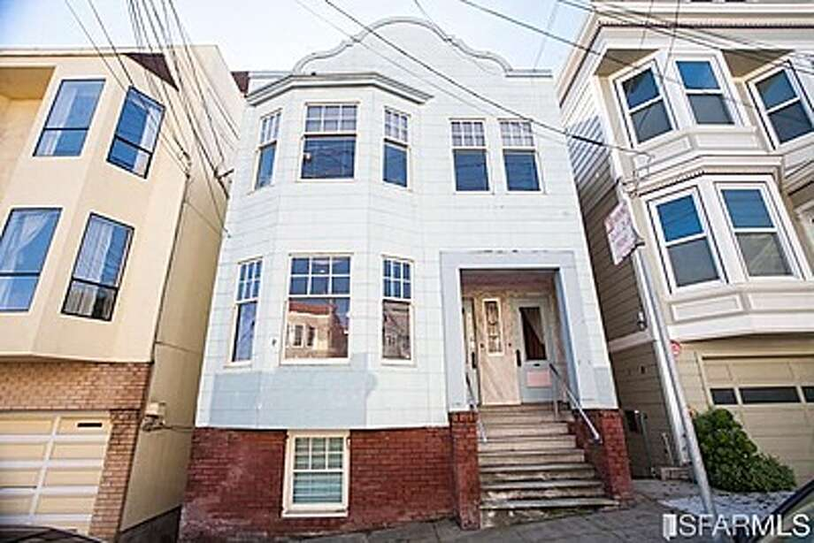 At 4625 18th St., this $779,000 condo makes up one floor of what looks to be a two-flat house.