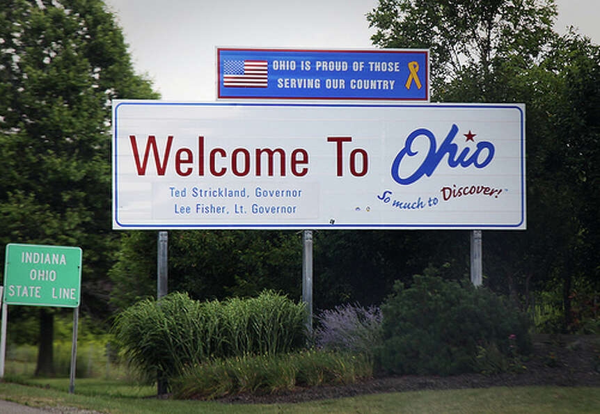 Ohio: The state was given a yellow rating by Road Map to State Highway Safety la