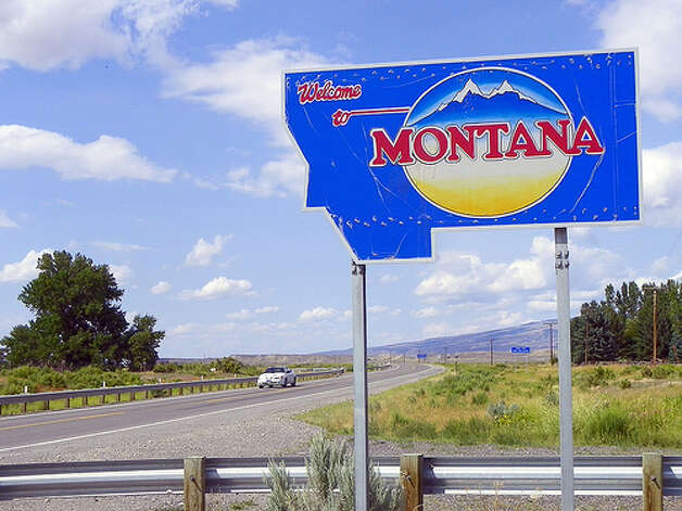 Montana: The state was given a red rating by Road Map to State Highway Safety laws report. The report gave the state a rating of 6 out of 15, ranking it among the six worst states. (Photo: J. Stephen Conn, Flickr)