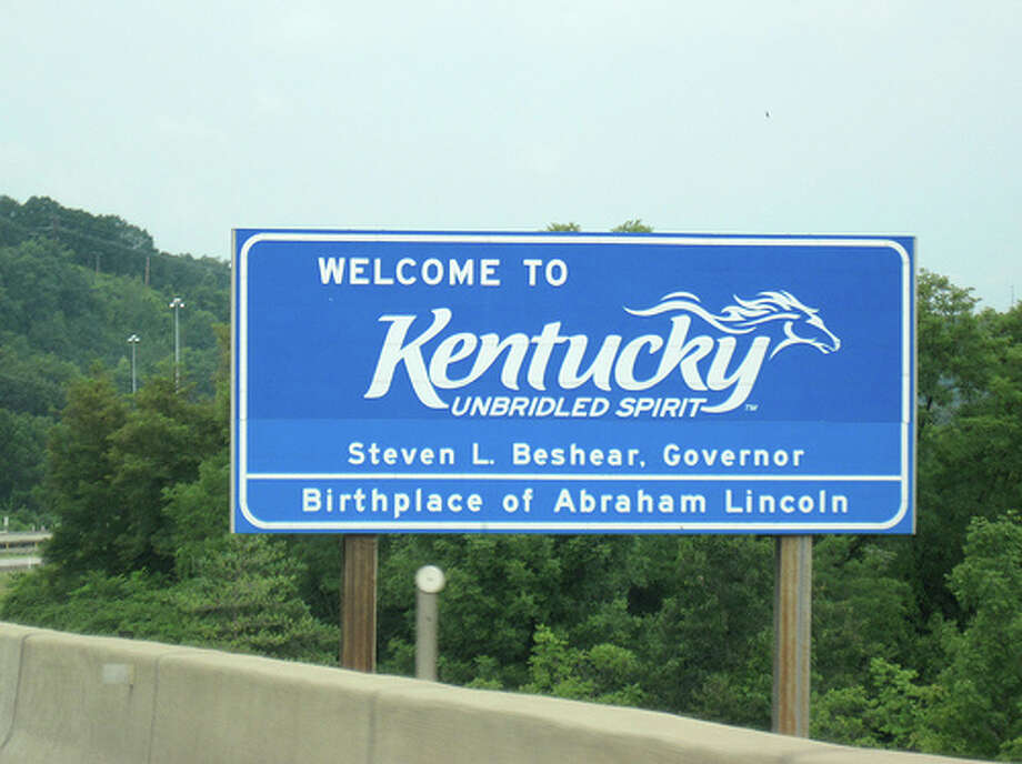 Kentucky: The state was given a yellow rating by Road Map to State Highway Safety laws report. The report gave the state a rating of 8 out of 15, ranking it among 30 other states. (Photo: C.G.P. Grey, Flickr) Photo: C.G.P Grey,  Flickr