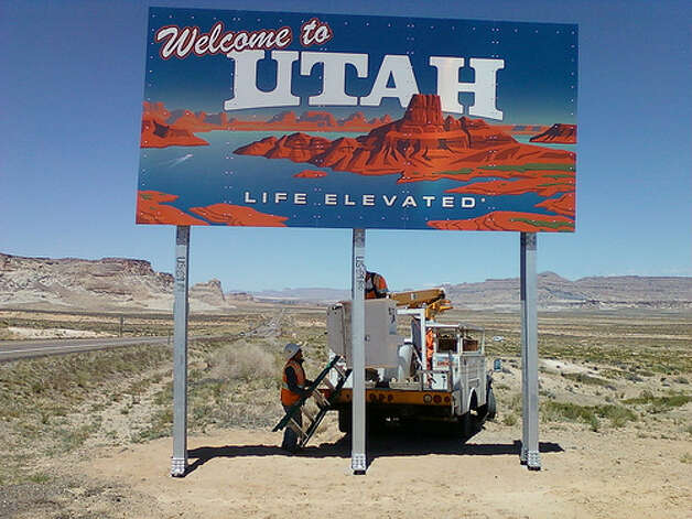 Utah: The state was given a yellow rating by Road Map to State Highway Safety laws report. The report gave the state a rating of 8 out of 15, ranking it among 30 other states. (Photo: Utah DOT, Flickr)