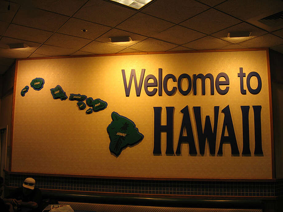Hawaii:The state was given a yellow rating by Road Map to State Highway Safety laws report. The report gave the state a rating of 9 out of 15, ranking it among 30 other states.(Photo: Ken Lund, Flickr)