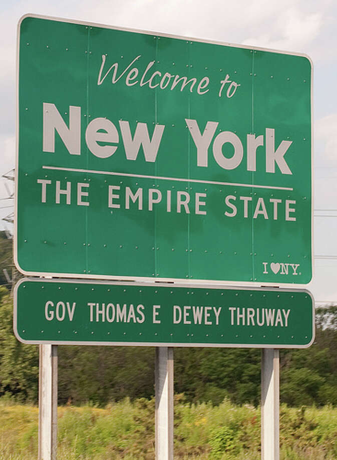 New York:The state was given a green rating by Road Map to State Highway Safety laws report. The report gave the state a rating of 13 out of 15, ranking it among the 14 best states.(Photo: deltaMike, Flickr)