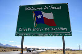 Texas:  The state was given a yellow rating by Road Map to State Highway Safety laws report. The report gave the state a rating of 7 out of 15, ranking it among 30 other states.  (Photo: Dherrera_96, Flickr)