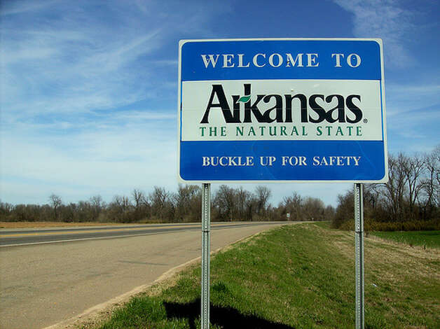 Arkansas: The state was given a yellow rating by Road Map to State Highway Safety laws report. The report gave the state a rating of 8 out of 15, ranking it among 30 other states. (Photo: J. Stephen Conn, Flickr)