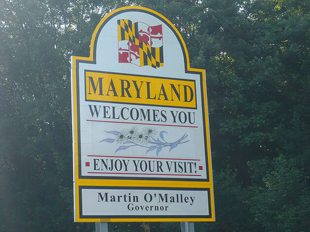 Maryland: The state was given a green rating by Road Map to State Highway Safety laws report. The report gave the state a rating of 10 out of 15, ranking it among the 14 best states. (Photo: MrSchuReads, Flickr)