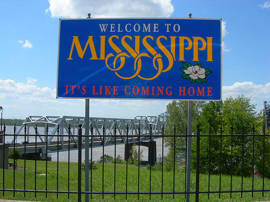 Mississippi: The state was given a red rating by Road Map to State Highway Safety laws report. The report gave the state a rating of 5 out of 15, ranking it among six worst states. (Photo: Jimmy Wayne, Flickr)