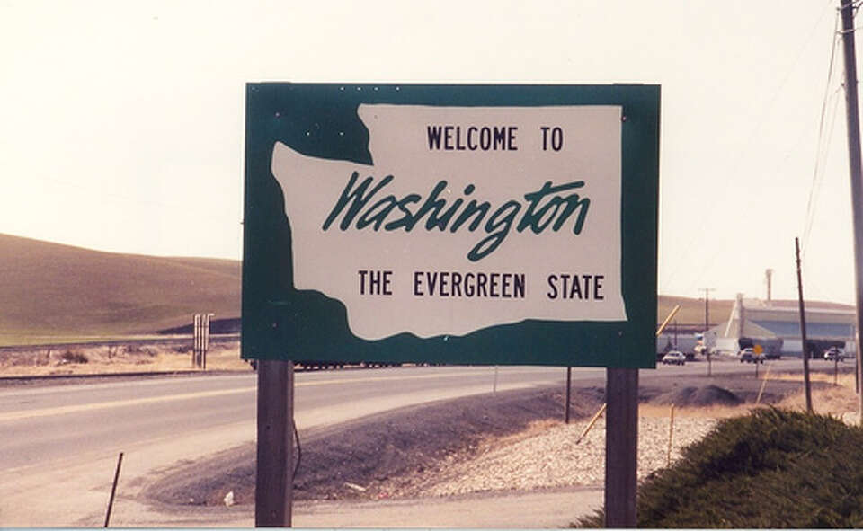 Washington: The state was given a green rating by Road Map to State Highway Saf