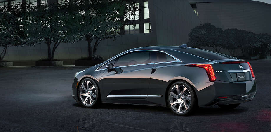 Check out some of the new cars and experimental concept vehicles in Detroit this weekCADILLAC ELR: General Motors is trying to take the Chevrolet Volt's electric technology upscale in a new Cadillac. The ELR has the same battery and gas-powered generator as the Volt. The car has angular lights and fenders like other new Cadillacs, but it also has a more sloped, forward-leaning aerodynamic look. It also has a plush new interior that differentiates it from the Volt and sets the tone for future Cadillacs.More photos of the ELR Photo: General Motors