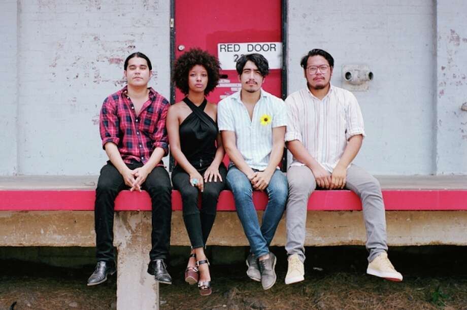 Asli Omar fronts Houston's popular the Tontons. But she could be a solo star if she wanted to. Music HERE.