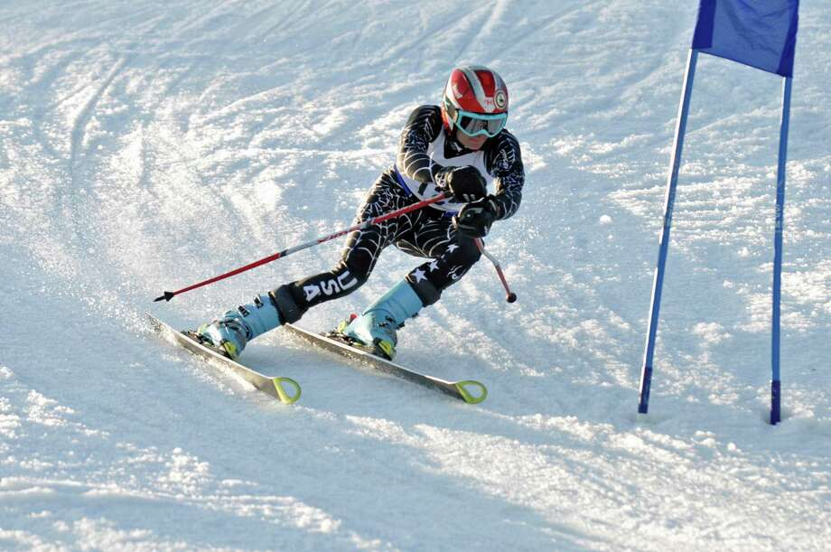 Senior Henry Dumke is one of the top returnees for the Staples High boys ski team, which will be looking to improve upon its 10th place finish at the State Open a season ago. Photo: Contributed Photo
