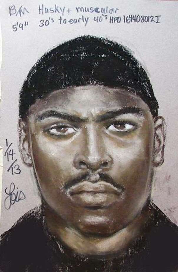 Houston police have released a composite sketch of a suspect wanted in the fatal New Year?s Eve shooting of a man in southwest Houston. The victim, David Nguyen, 60, of Houston, was shot in the chest about 9:20 p.m. in the 5000 block of La Branch and died the next day at a local hospital. Photo: Houston PD