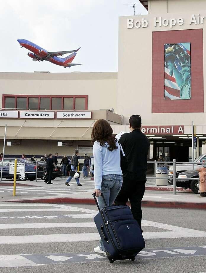 Bob Hope Airport(Burbank) Photo: Mark J. Terrill, AP