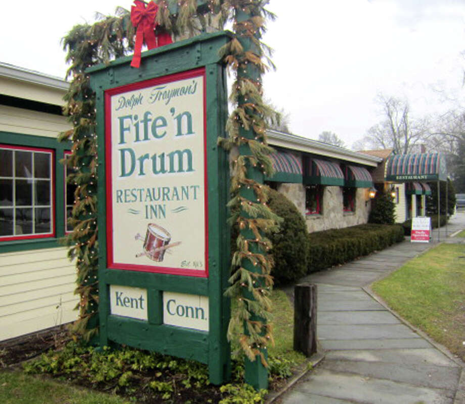The Fife'n Drum Restaurant enjoys iconic stature in the community of Kent and the region as it celebrates its 40th anniversary, Jan. 20, 2013 Photo: Norm Cummings