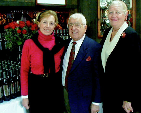 Dolph Traymon and his wife, Audrey, have owned and operated the Fife'n Drum Restaurant in Kent for 40 years, in recent years with their daughter, Elissa Potts, as the manager. January 2013   Courtesy of the Fife'n Drum Photo: Contributed Photo