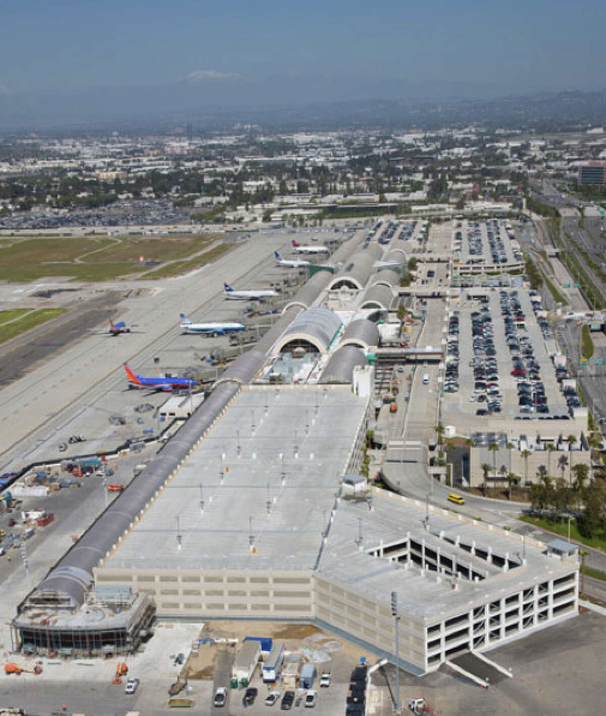 John Wayne Airport - Orange County (was Orange County Airport) and it might be again