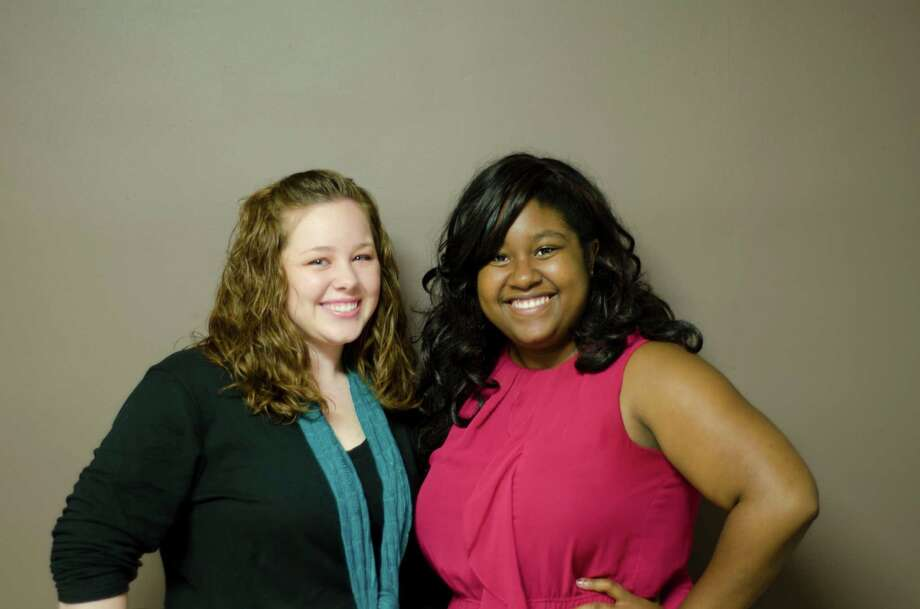 Little did Katie Moreno, left, and Mila Clarke know when they met in sixth grade and were peers at Mayde Creek High School that they would end up as business partners after college.Little did Katie Moreno, left, and Mila Clarke know when they met in sixth grade and were peers at Mayde Creek High School that they would end up as business partners after college.