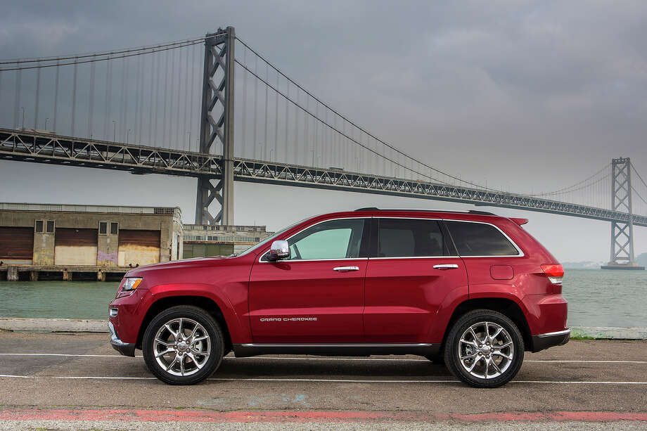 The 2014 Jeep Grand Cheroke Diesel. Photo: AJ Mueller, Jeep
