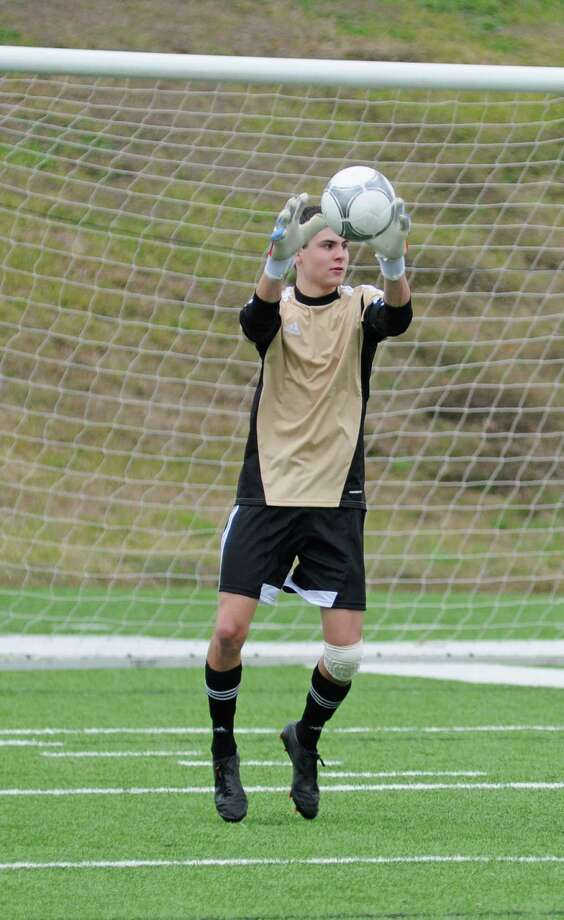 Boys First TeamConnor Harwell GK, Sr., Langham Creek Photo: L. Scott Hainline, Freelance / Freelance