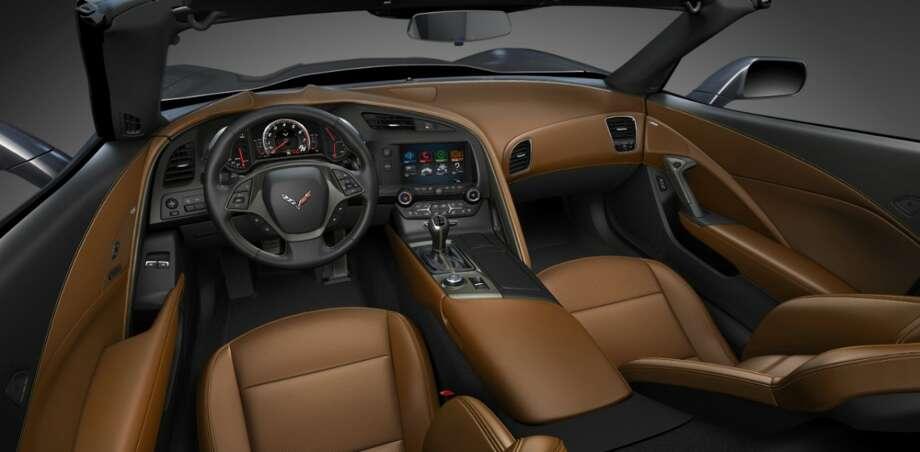 The all-new 2014 Corvette Photo: GM