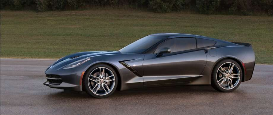 The all-new 2014 Corvette Photo: GM
