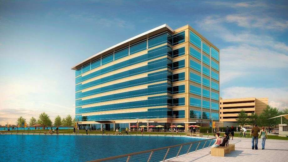Layne Christensen, a global water management, construction and drilling company, has leased 51,152 square feet of One Hughes Landing, a planned 20-story office building on The Woodlands Waterway.Layne Christensen, a global water management, construction and drilling company, has leased 51,152 square feet of One Hughes Landing, a planned 20-story office building on The Woodlands Waterway. Photo: Courtesy Of The Woodlands Develo