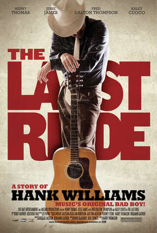 """The Last Ride,"" about the last three days in the life of country music legend Hank Williams, will be screened on Saturday, Jan. 19, at The Palace Danbury. Photo: Contributed Photo"