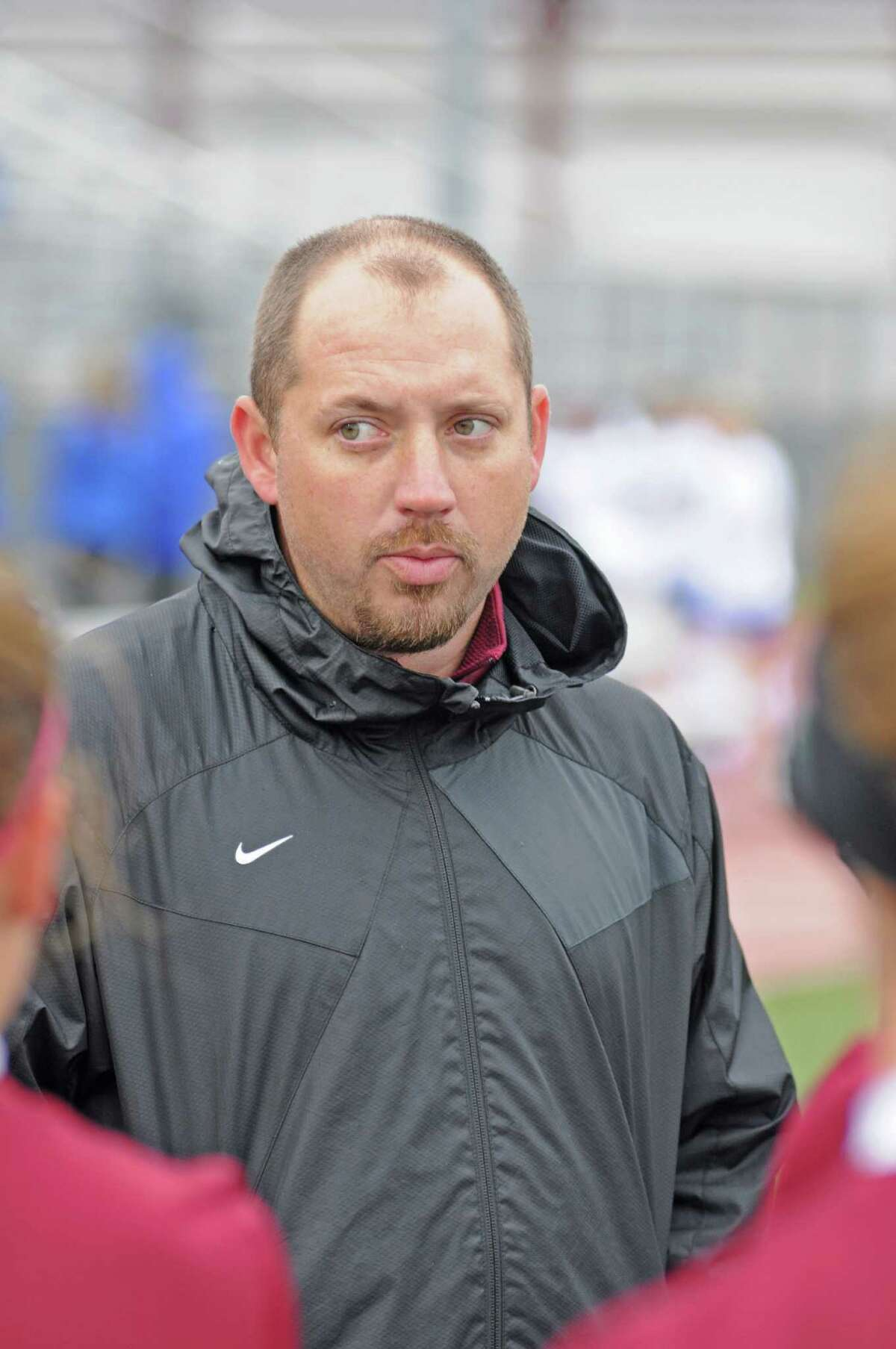 Pearland girls soccer coach Bryan Hayman is in his third season with the Lady Oilers in 2013. Pearland girls soccer hosts a 64-team tournament from Jan. 24-26, 2013 with games scheduled to be played at The Rig and other Pearland ISD locations, and at Manvel and Alvin High Schools.