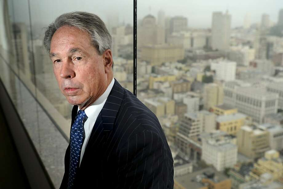 Financier Thomas Weisel is named in a lawsuit targeting cyclist Lance Armstrong. Photo: Noah Berger, Bloomberg