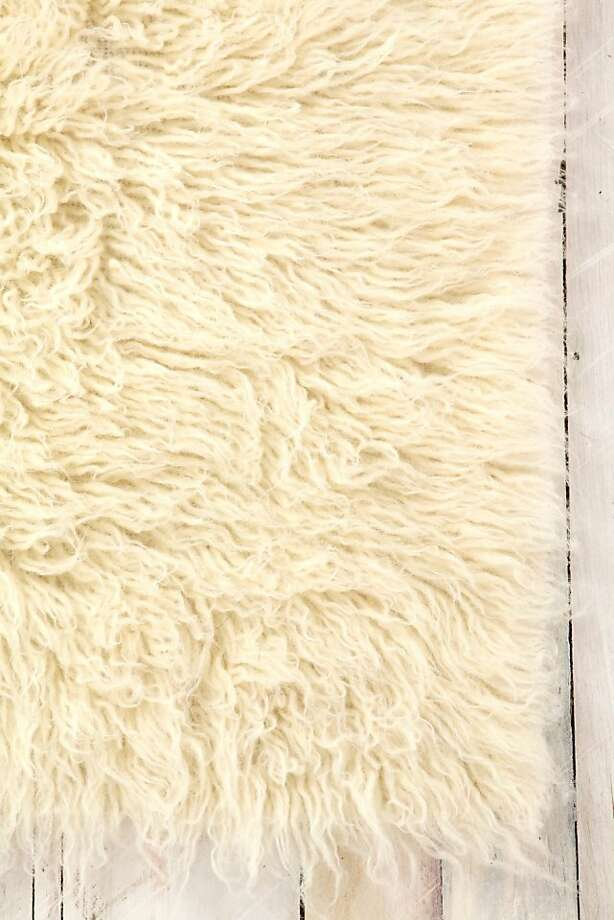 More: $299 Flokati rug at Urban Outfitters (urbanoutfitters.com) Photo: Urban Outfitters
