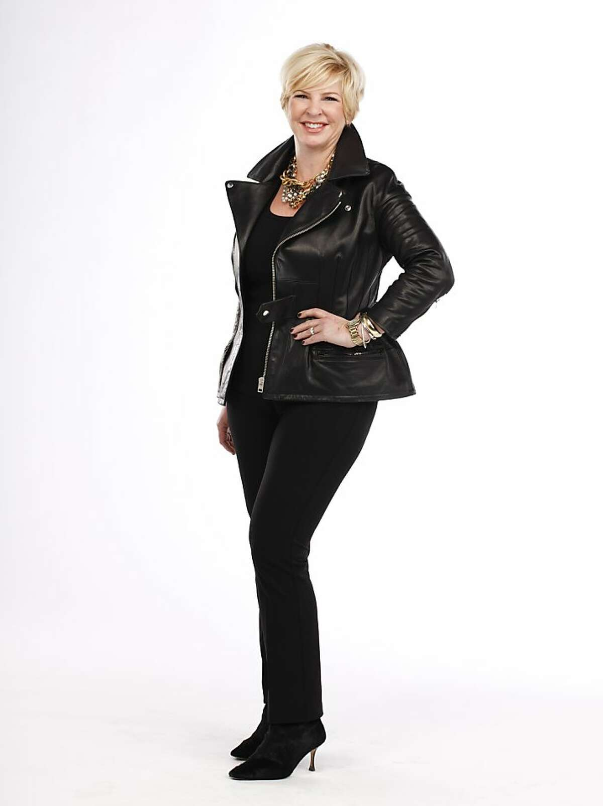 Wendy Daniel, seen on Thursday, Dec. 27, 2012 in San Francisco, Calif., is in this week's Stylemaker Spotlight.