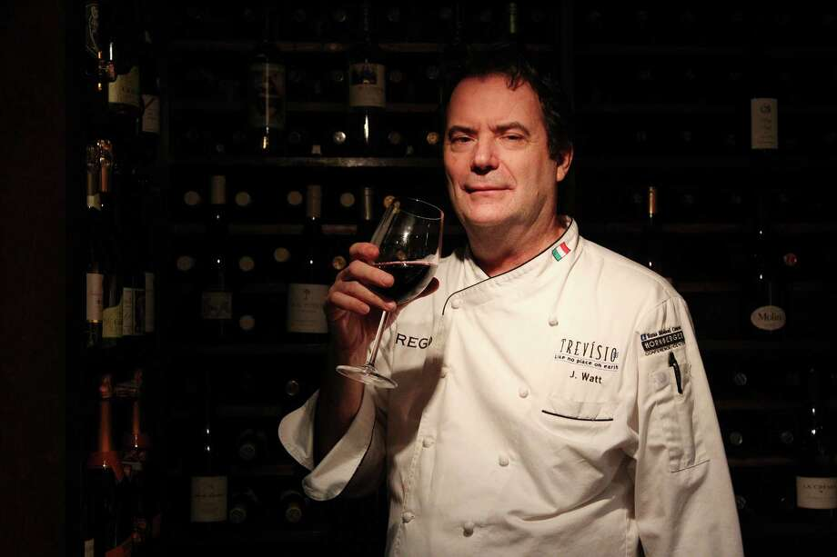 John Watt, chef-owner at Prego. Photo: Mayra Beltran, Staff / © 2013 Houston Chronicle