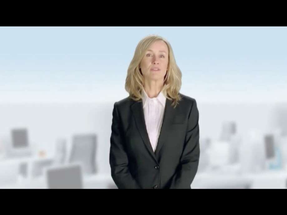 On Tuesday, Jan. 15, 2013, the American Petroleum Institute unveiled new television ads opposing federal renewable fuel mandates, featuring a black-clad woman who also has appeared in its long-running  Energy Tomorrow  campaign. Photo: American Petroleum Institute