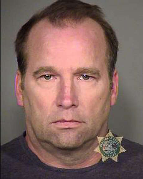 FILE - This file photo provided by the Multnomah County Sheriff Office shows John Kinnucan, of Portland, Ore. Kinnucan, the head of Oregon investment research firm Broadbent Research LLC, was sentenced in New York federal court, Tuesday, Jan. 15, 2013 to more than four years in prison for an insider trading conviction. (AP Photo/Multnomah County Sheriff Office, File) Photo: Uncredited, HOPD / Multnomah County Sheriffs Office