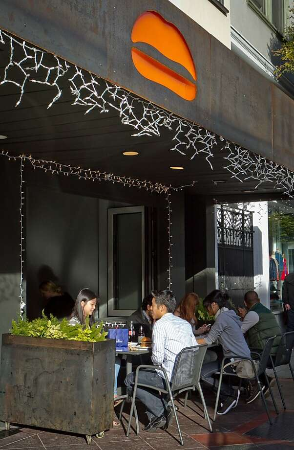 L.A. chain Umami Burger is stretching its presence throughout the Bay Area and nationwide. Photo: John Storey, Special To The Chronicle