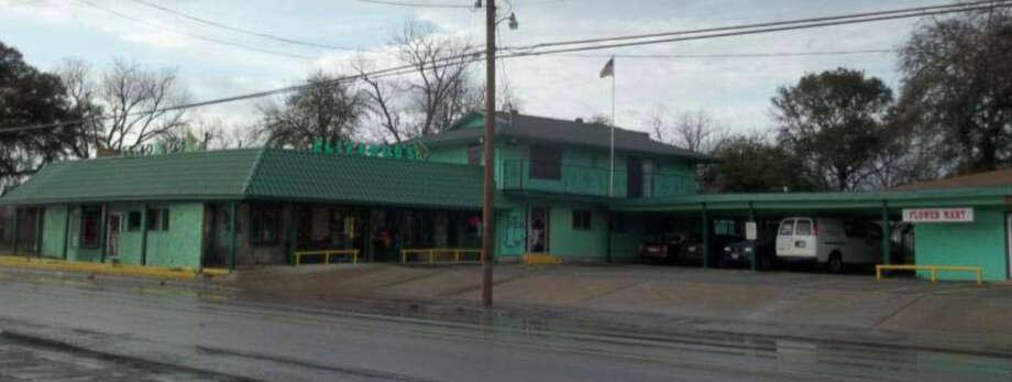 Elizonda Flower Shop - Joe's Barber Shop, 433 Castroville Rd. Photo: Courtesy Photo / San Antonio Historic Design And Review Commission