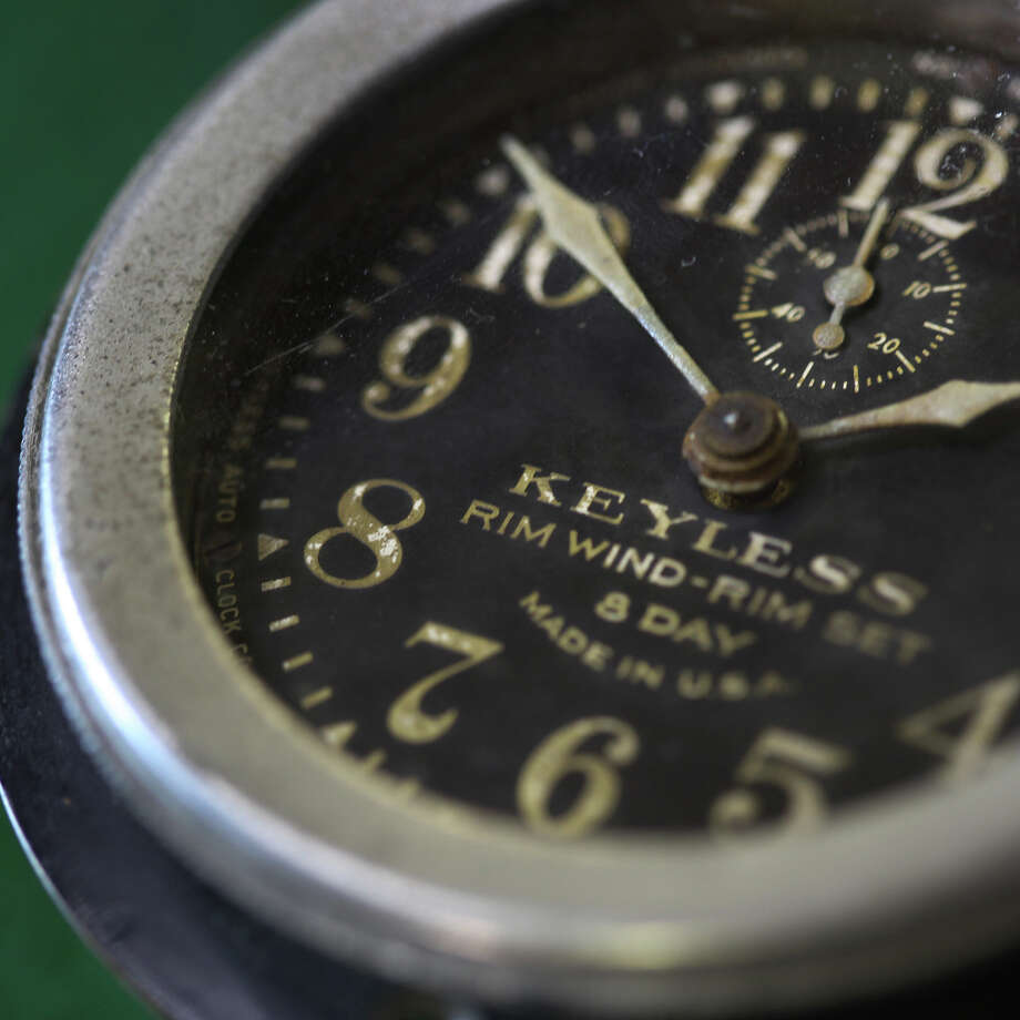 Can you calculate the angle of two clock pointers when time is 11:50? Asked at Bank of America.Source: Glassdoor.com Photo: Stephen M. Katz, AP / The Virginian-Pilot