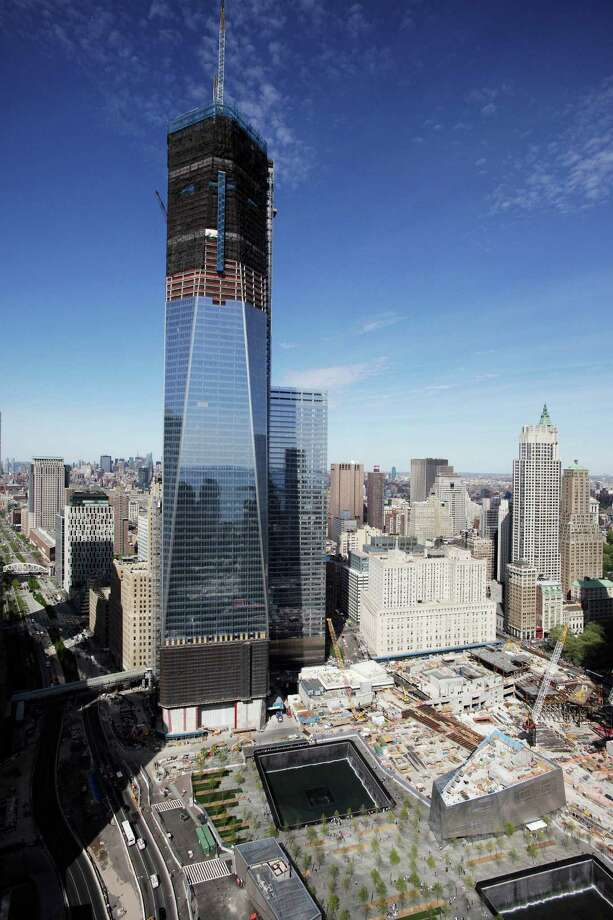Can you estimate how many windows are in New York.Source: Glassdoor.com Photo: Mark Lennihan, Getty Images / AP2012