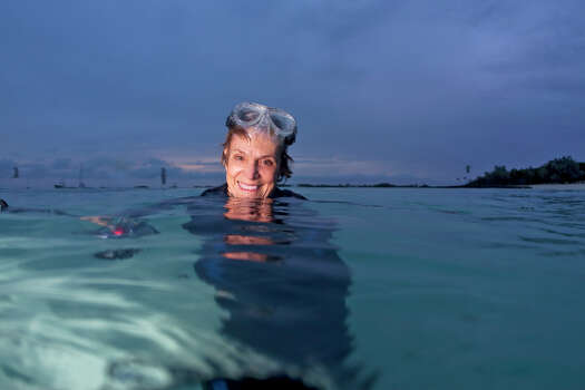 'Mission Blue' - This Netflix documentary follows oceanographer Sylvia Earle's campaign to save the world's oceans from threats such as overfishing and toxic waste. Available Aug. 15 Photo: Contributed Photo / Kip Evans, Contributed Photo / Kip Evans, M / Norwalk Citizen