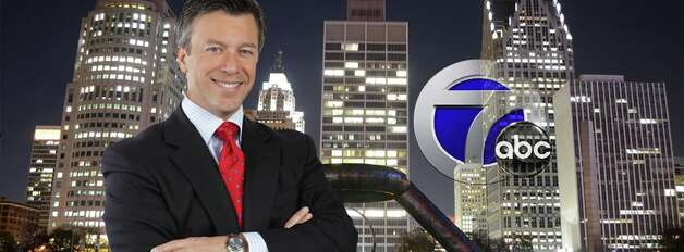Jeff Vaughn has left S.A. for an anchor post at the ABC affiliate in Detroit. Photo: Courtesy Jeff Vaughn