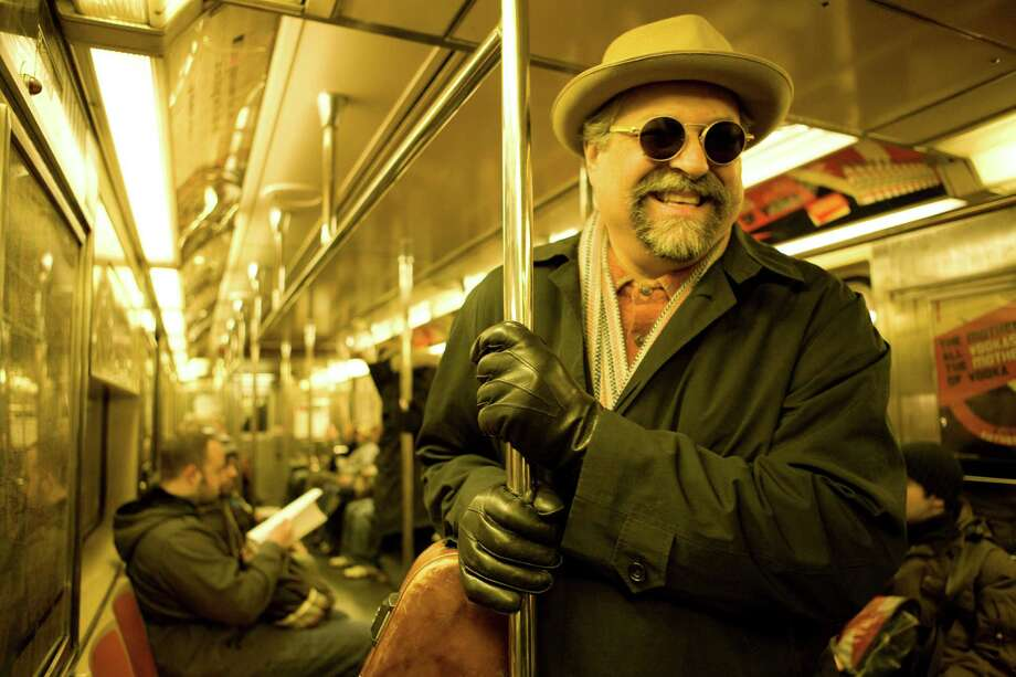 Saxophonist Joe Lovano brings his adventurous Us Five and new album to The Egg at 7:30 p.m. Sunday in Albany. Click here for information. (Jimmy Katz)